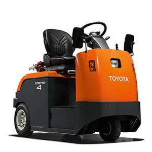 Toyota Towing Tractor