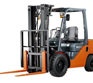 Jual Toyota Forklifts 62-8fd30 3 ton