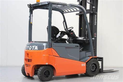 TOYOTA Electric Forklift Type 8FBN25 Cap  2500 Kg   Arthamas